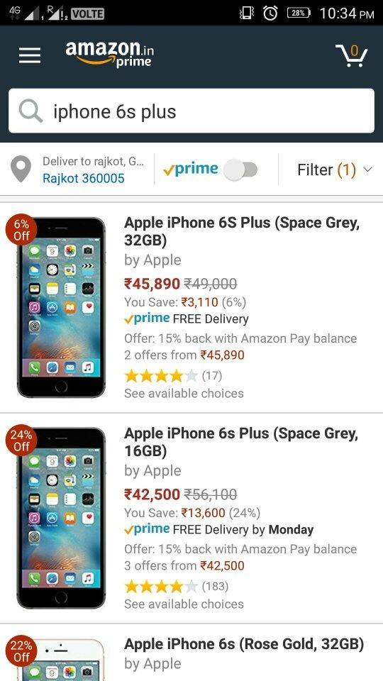 Is it safe to buy an iPhone from Amazon? Will I get a fresh, genuine product from there? - Quora