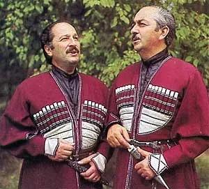 Костюм грузина своими руками