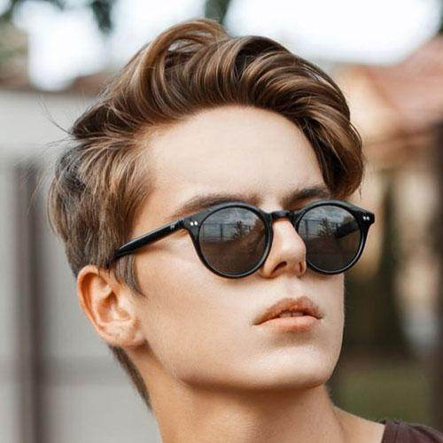 Which is the best hairstyle for men? - Quora