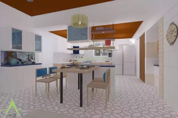 We have the best professional interior designers with the desired skills and the capability to thing and design out of the box to fulfill the customer