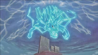 If Sasuke continued on to the Hidden Leaf Village, instead ...  |Sasuke Kirin Render