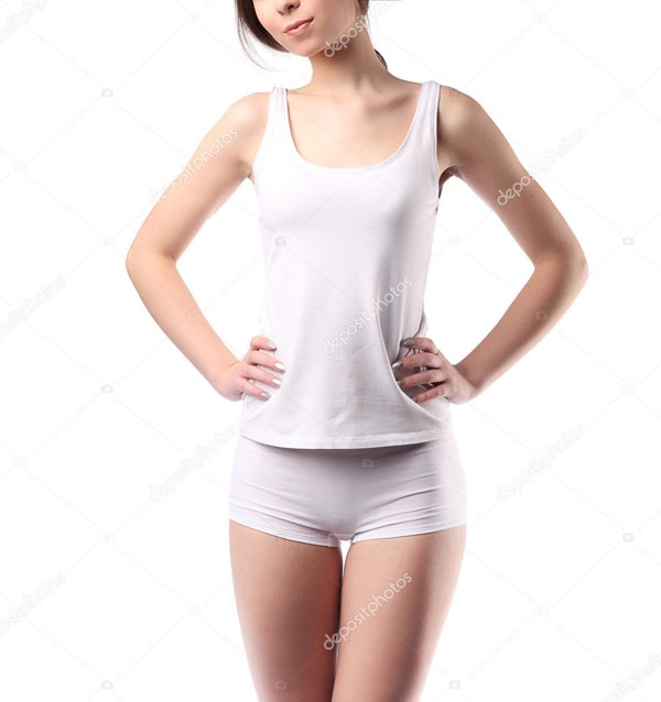 Why does my boyfriend make me wear white cotton panties