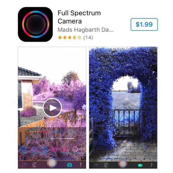 Can I use my smartphone as a full spectrum camera? - Quora