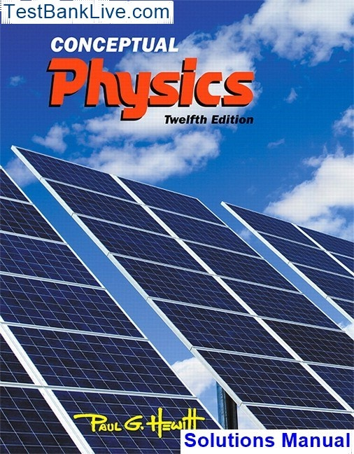 Conceptual physics paul g hewitt download.