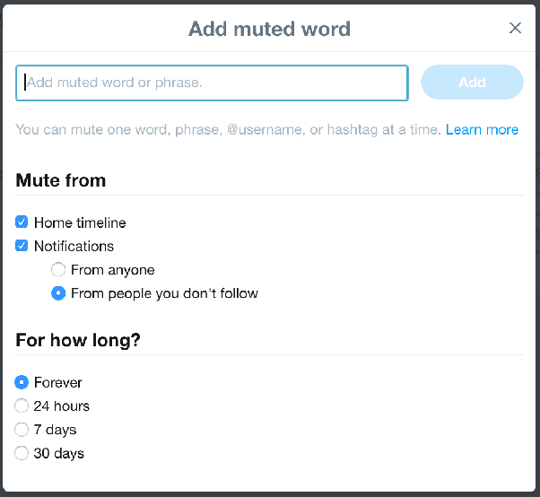 How to Read a Twitter User's Tweets WITHOUT Retweets