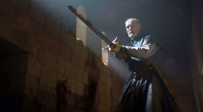 Image result for barristan selmy death