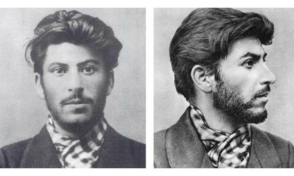 Young Joseph Stalin Handsome Is it wrong that I fin...