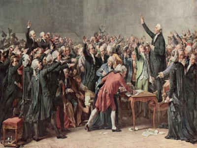 who were the main leaders of the french revolution what were their