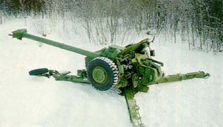 why did the east german army nva continue using anti tank guns
