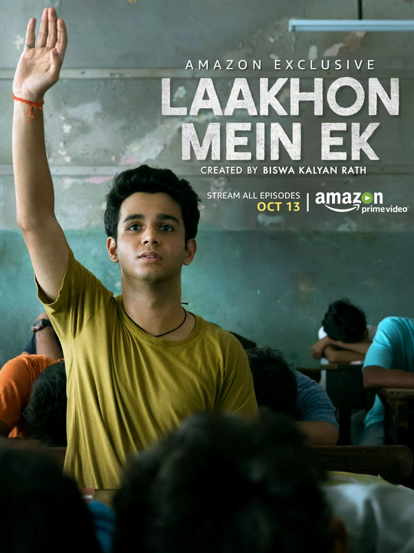 Which are the best Hindi TV series on Amazon Prime Video
