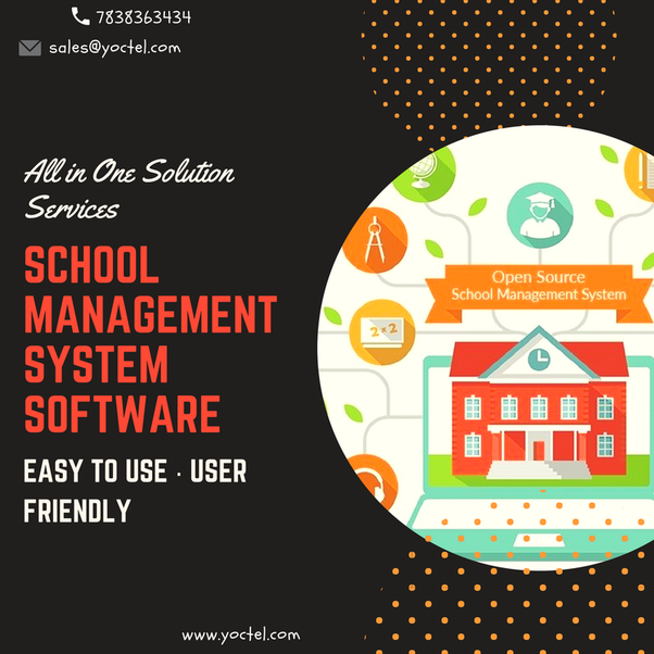 What is the best web based school management system open