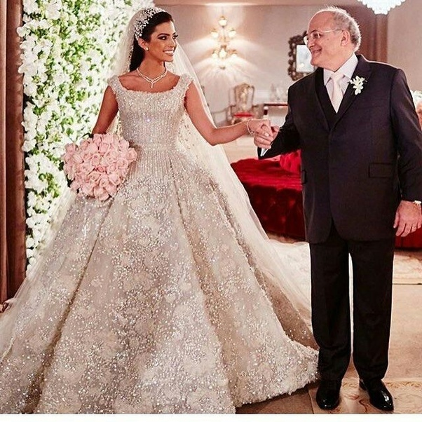 Which Color Of Dress Do Muslim Women Wear On Their Wedding Day And Why Quora,Wedding Teenage Girl Party Wear Dresses For Women