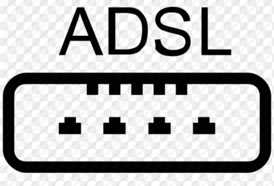 How to configure an ADSL router into a DSL router or simply