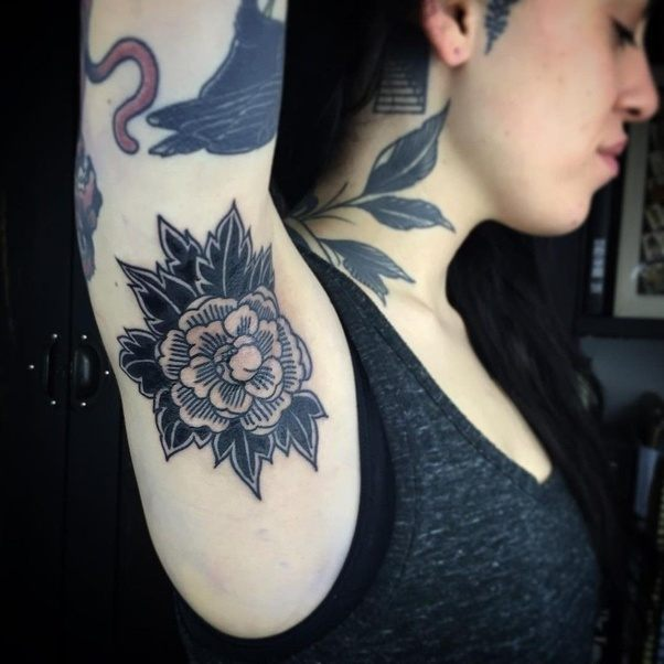 Tattoo Designs Underarm: What Are Some Cool Armpit Tattoo Designs?