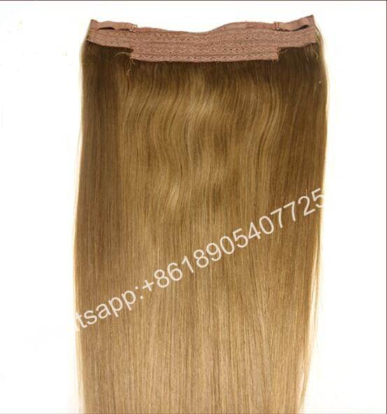 How To Make Halo Hair Extensions Quora