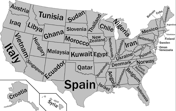 What is the worlds largest economy quora comparison between us states and countries by gdp nominal wikipedia freerunsca
