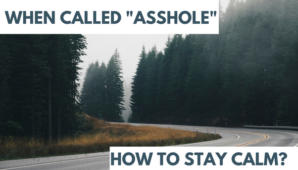 Is your asshole calling you