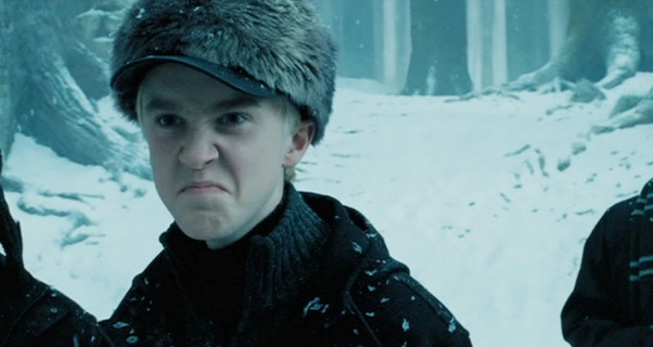 Who is the worst bully in Harry Potter series? Is it Draco