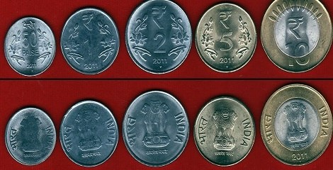 coins and currency in india