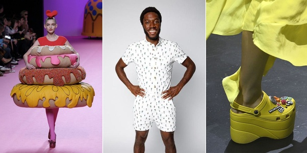 Why Do Fashion Designers Create Weird Clothes That They Don T Sell At Shops Quora