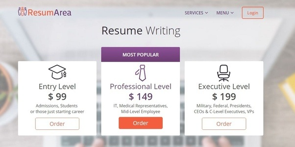 Good resume writing services
