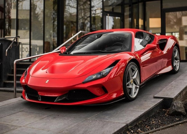 Why Is Red The Main Color Of Ferrari Quora