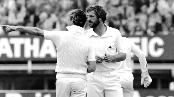 He Also Captained England To The Final Of 1979 World Cup Where They Lost West Indies Because A Dramatic Collapse Never Appeared Ruffled Either On