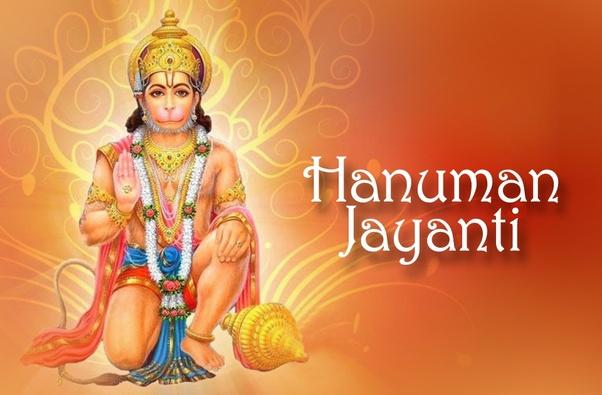 How will you celebrate Hanuman Jayanti this year? - Quora