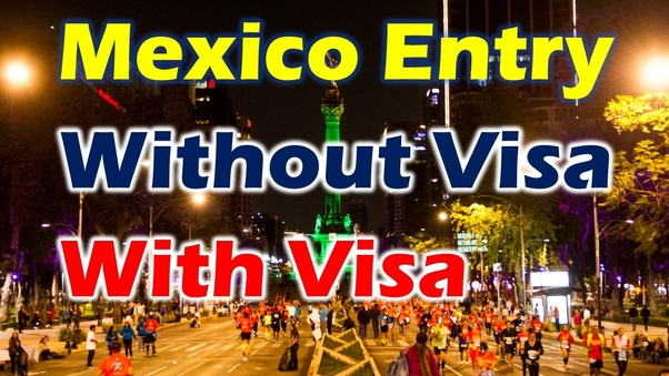 How to get a tourist visa from Mexico from Pakistan - Quora