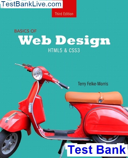 How To Find The Basics Of Web Design Html5 And Css3 3rd Edition