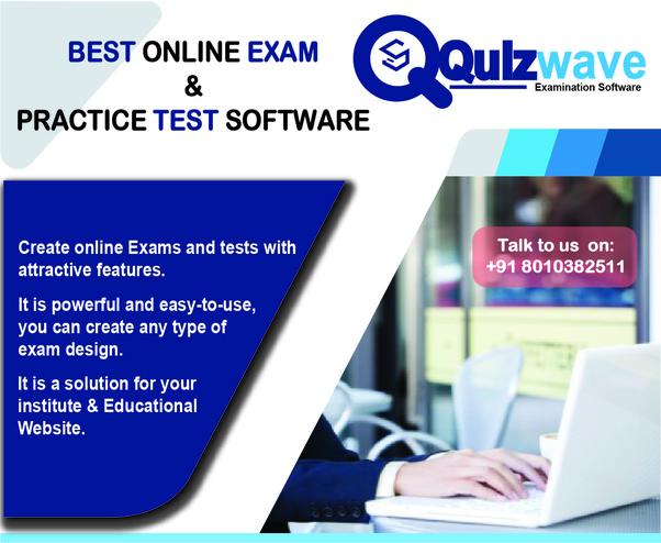 What is best framework for built online exam sites? - Quora