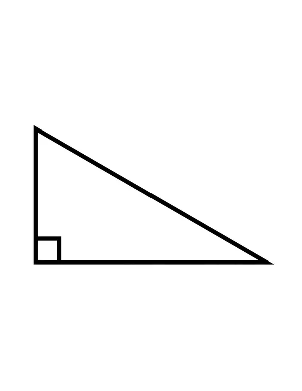 Right Angle Triangle : Which is the longest side in a right angled triangle quora