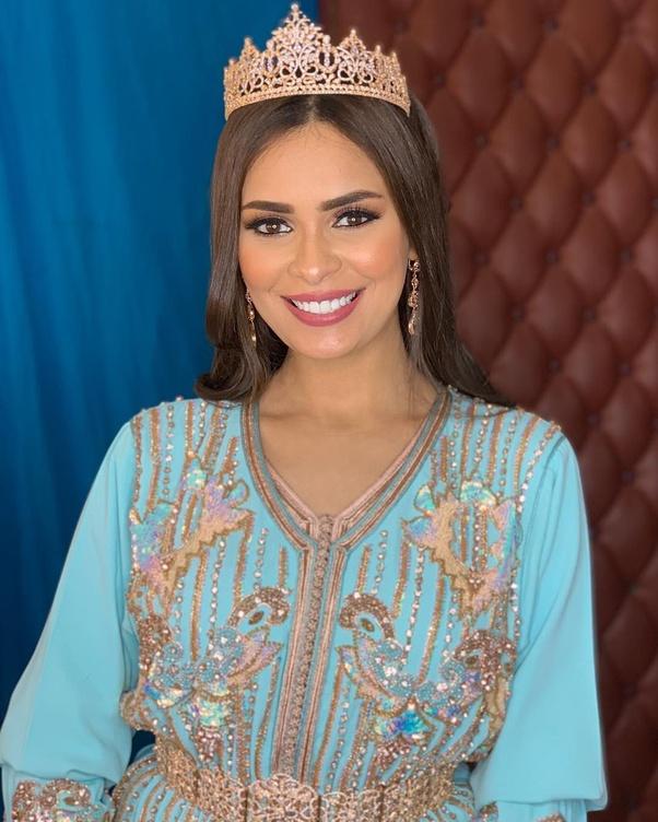 Girl pretty moroccan Top