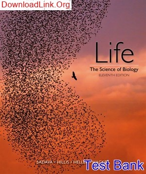 How To Download Life The Science Of Biology 11th Edition Sadava Test