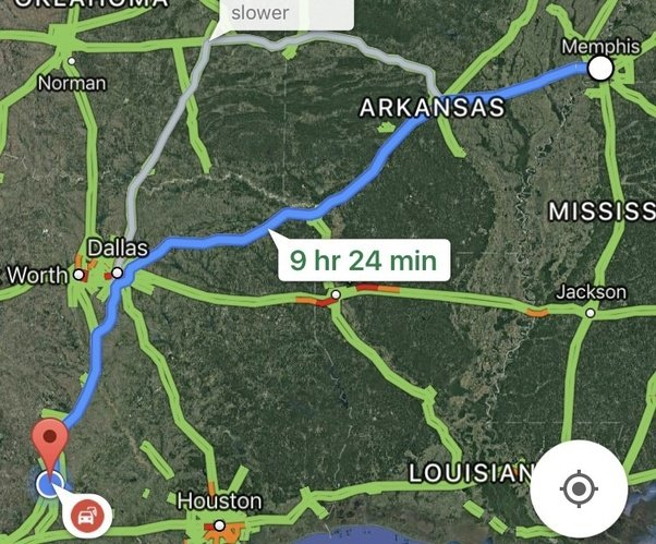 What Is The Best Route To Go From Memphis Tn To Austin Tx Quora