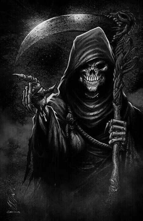 Is The Grim Reaper Male Or Female Quora