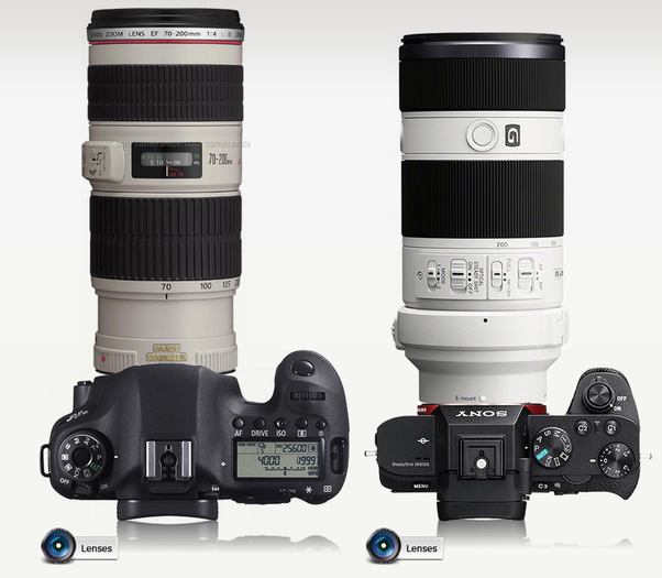 Should I sell my canon 6D (and L lenses) and buy a Sony A7? - Quora
