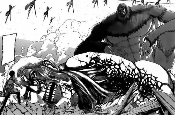 Attack Titan Titan Shifter Aot Titans T – Dibujos Para Colorear