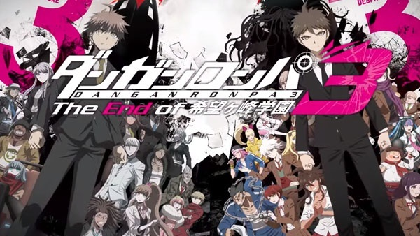 Danganronpa 3 Side Hope Despair