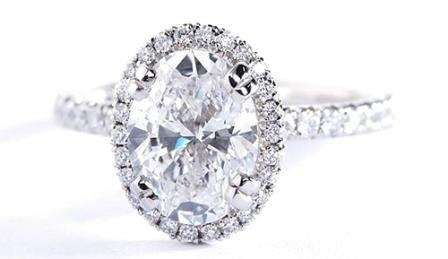 What do people think of a large engagement ring? - Quora