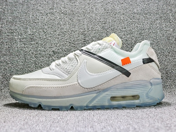 924a143b5212ac How to spot a fake pair of Nike Air Max 90 shoes - Quora