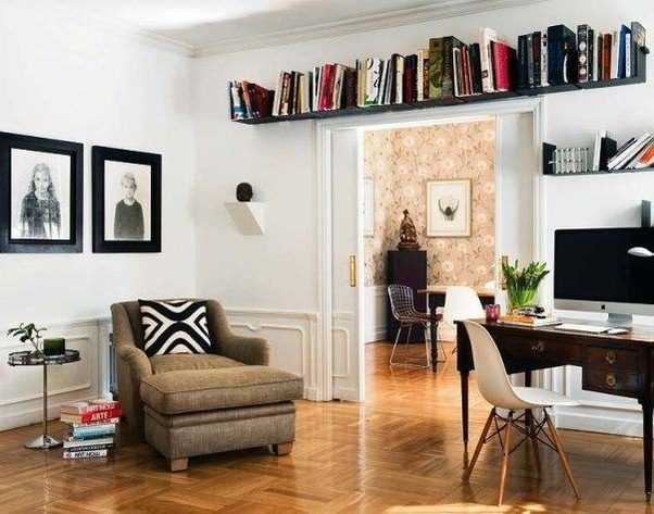 What are some nice book shelf designs for a small room Quora