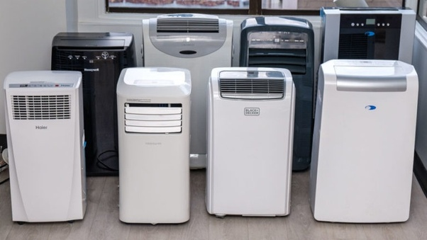What are portable air conditioner without window exhaust? - Quora