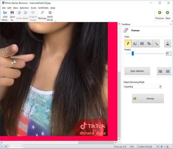 How To Remove Tiktok Watermark In Videos Quora