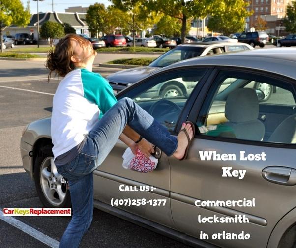 What Should I Do If I Locked My Keys In My Car?