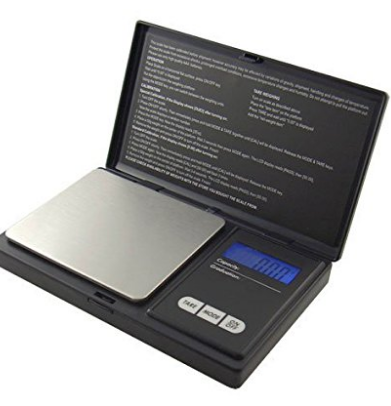 What Would One Gram Weigh In A Set Of Digital Scales Quora