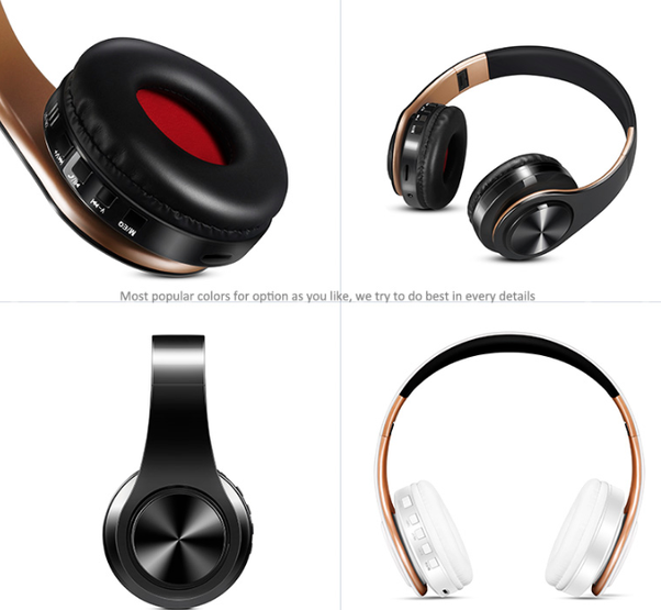 7c294f2d904 This trendy headphone is available in 4 different exciting colour variants.  This headphone uses Bluetooth to connect to the device which eliminates the  woes ...