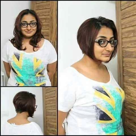 what are some best indian hairstyles for very short hair
