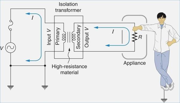 Isolation Transformer, Isolation Transformer Wiring Diagram