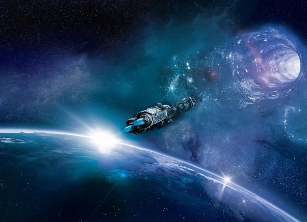 SF作品に登場するユニークなワープ航法を紹介してくれませんか? - Quora